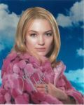 Sophia Myles From Doctor Who Rare hand signed 10 x 8 Photograph #15